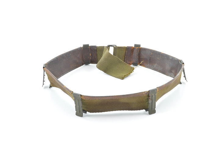 Early-WWII M1 Helmet Liner Headband (Double Wire)