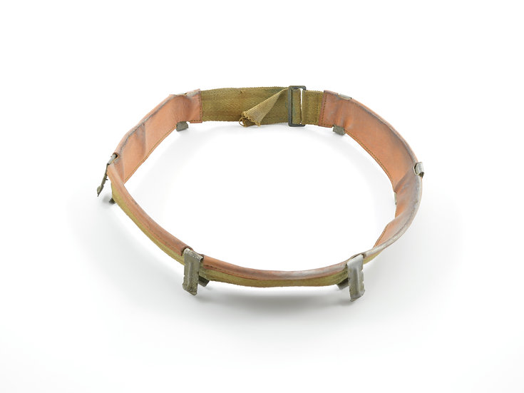 WWII M1 Helmet Liner Headband (Mid-Late War)