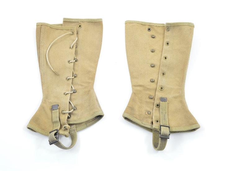 WW2 USMC/USN Leggings For Sale