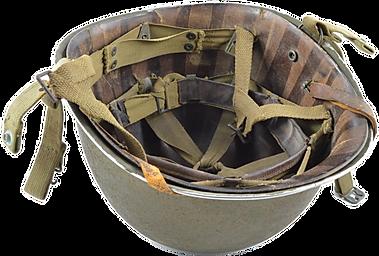 Original WW2 M2 D-Bail Paratrooper Helmet For Sale | CIRCA1941