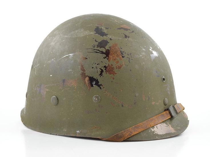 Mid-WWII Capac Helmet Liner (Complete Accessories)