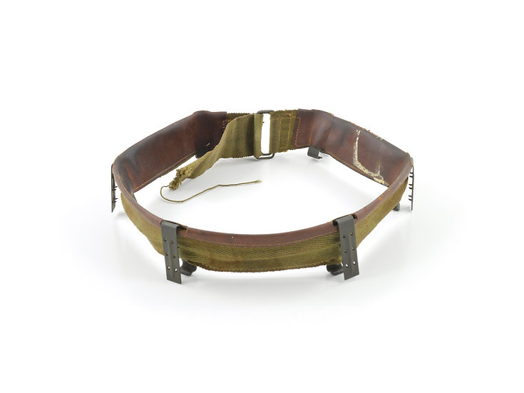 Original Early-WW2 M1 Helmet Liner Headband (Double Wire) For Sale