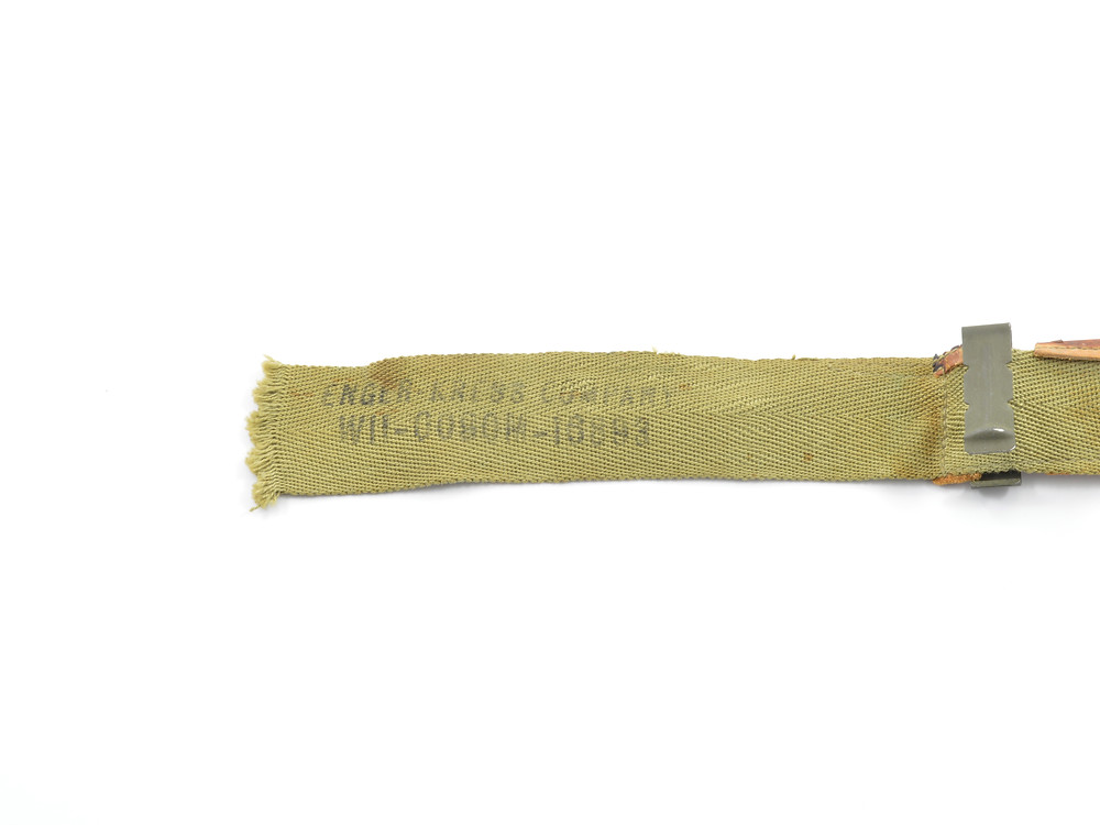 WW2 Sweatband ENGER-KRESS CO., W199QM33983, June 5, 1943