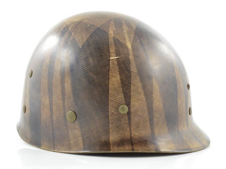 Early-WWII IMP Infantry M1 Helmet Liner (W/ Neckband)