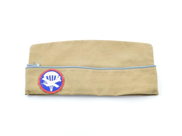 WWII Paratrooper/Glider Overseas Garrison Cap