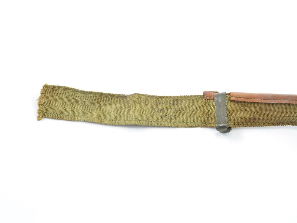 WW2 Sweatband W-11-009, QM-17012, VOGT