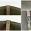 WWII Fixed Loop McCord M1 Helmet Shell (July 1942)