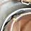 WWII German M35 Heer Normandy Camo Painted Helmet Set (SE66)