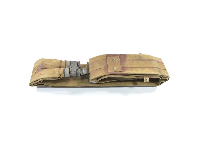 Original WW2 USN D-Day Inflatable Life Preserver Belt For Sale