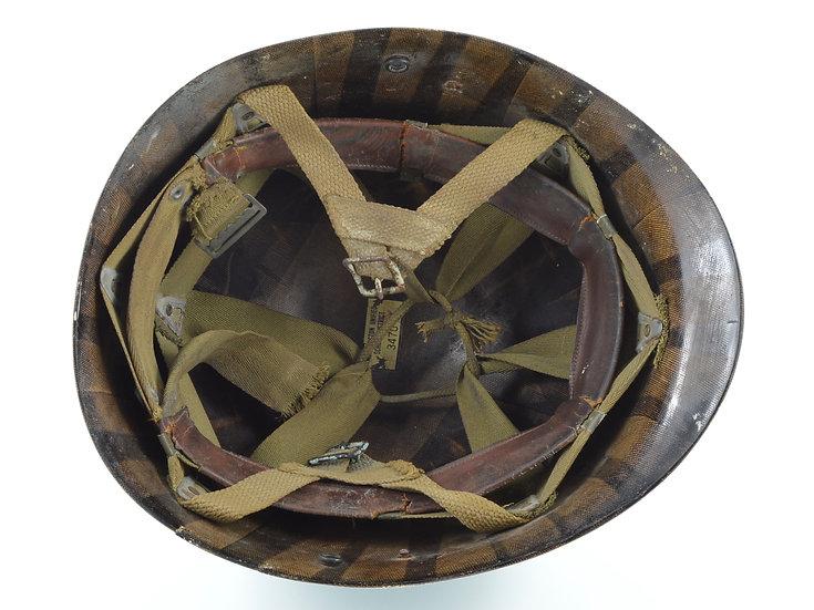 WWII Inland Paratrooper M2 M1-C Helmet Liner