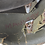 Possible Red Ball Express Painted WWII Hawley M1 Helmet Liner With Accessories