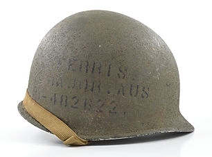 Featured Original WW2 Helmet For Sale | CIRCA1941