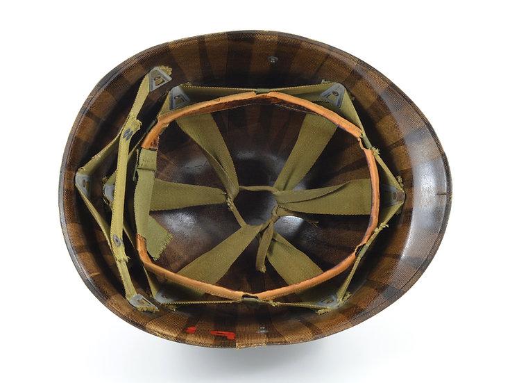 Original Early-WW2 Firestone M1 Helmet Liner (1942-43) For Sale