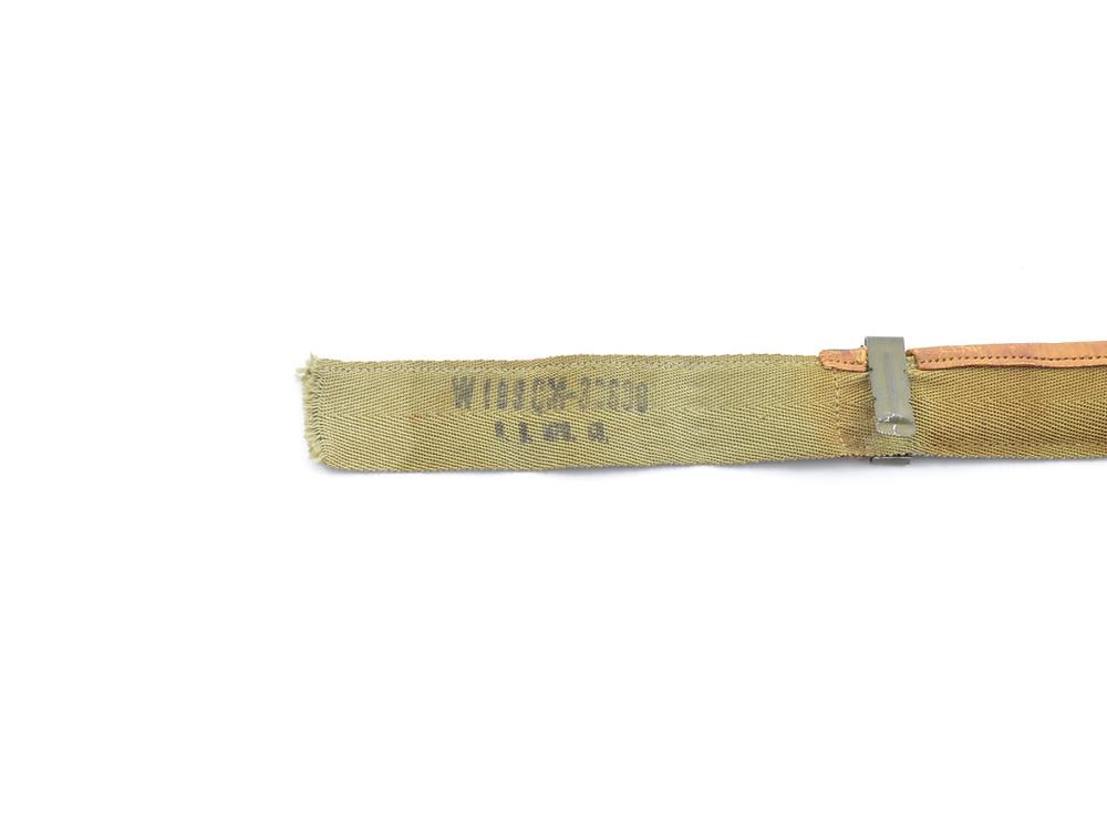 WW2 Sweatband, W-193-QM-35690, G. B. MFG. CO.