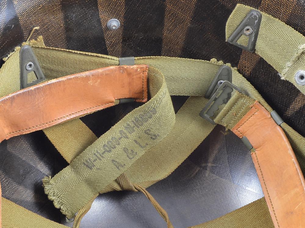 WW2 Sweatband, W-11-009-QM-16899, A. & L. S.