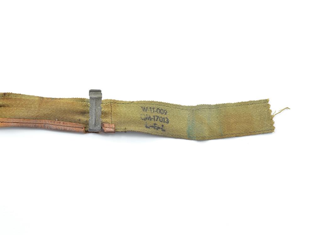 WW2 Sweatband W-11-009, QM-17013, L.-F.-I.