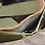 Early-WWII Inland M1 Helmet Liner (Transitional Suspension)