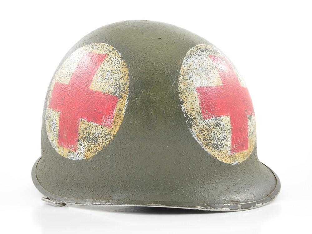 How to Identify Fake WW2 Helmets