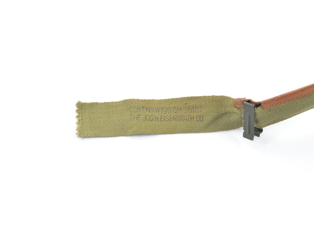WW2 Sweatband CONT. NO. W11-009-qm-16898, THE JOS. N. EISENDRATH CO.