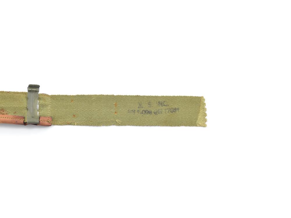 WW2 Sweatband, W11-009-QM-17091, M. S. INC.