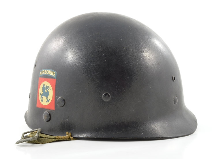 WWII Westinghouse Paratrooper M1-C Helmet Liner (508th Airborne RCT)