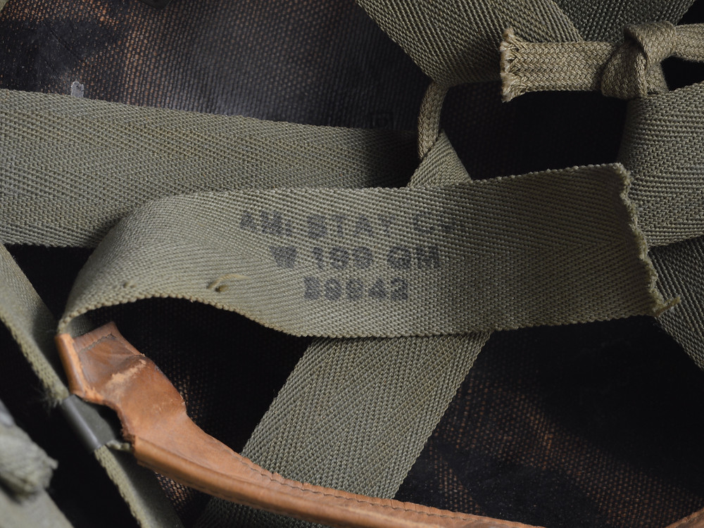 WW2 Sweatband AM. STAY CO., W 199 QM, 39942