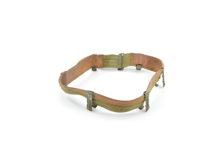 Original WW2 M1 Helmet Liner Headband (Mid-Late War) For Sale