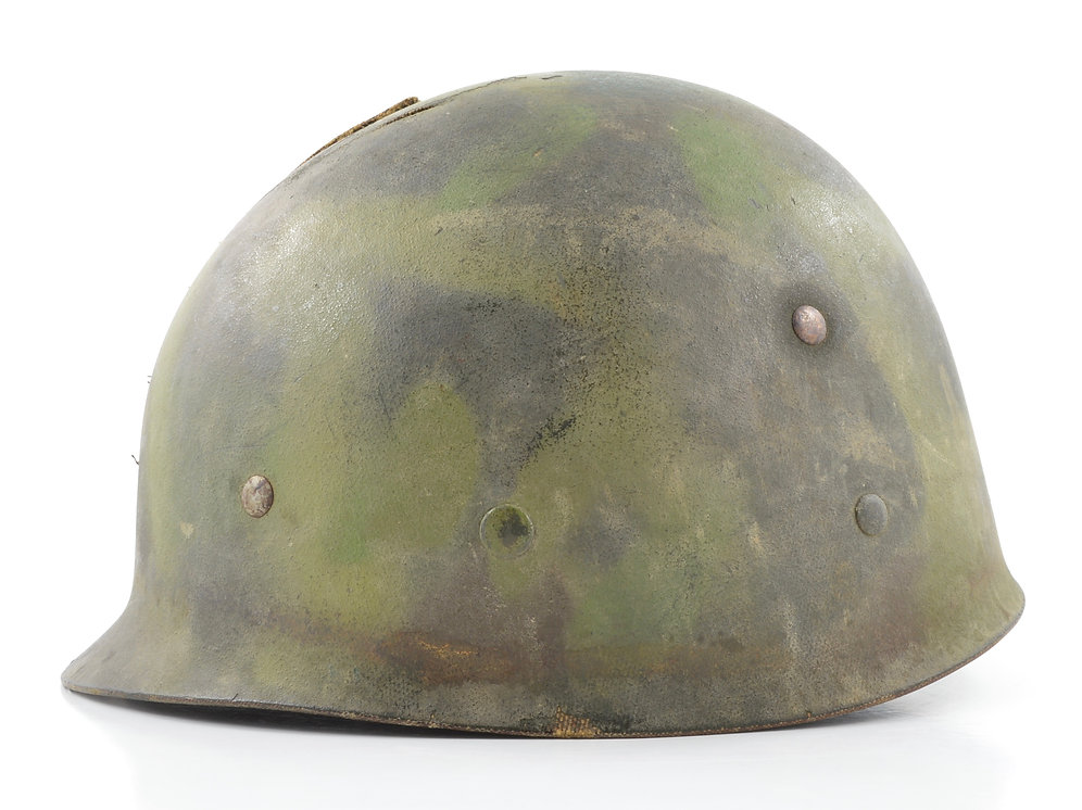 Dating wwii helmets