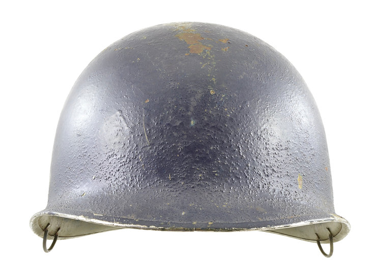 """WWII Paratrooper M2 """"D-Bail"""" Airborne Helmet Shell"""