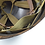 Mid-WWII Westinghouse Infantry M1 Helmet Liner (Second Lieutenant Di Martile)