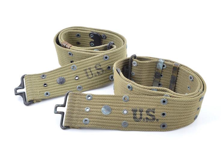 WWII M1936 Pistol Belt (1942)