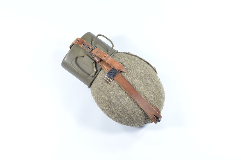 WWII German Canteen