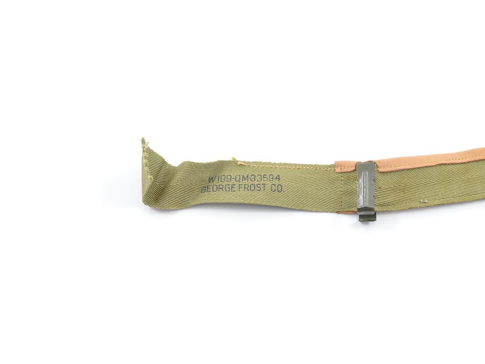 WW2 Sweatband George Frost Co., W199-QM-33594