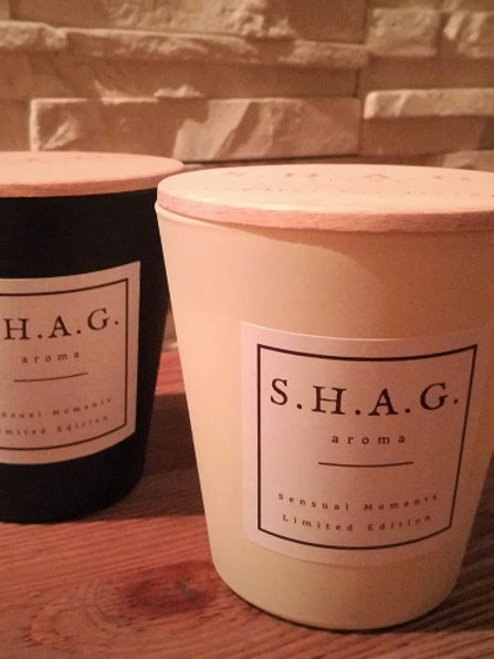 S.H.A.G. aroma Classic Sensual Moment 2019 (Wiśnia / korzenne)