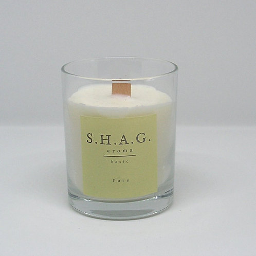 S.H.A.G. aroma Basic Pure