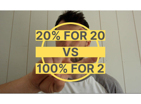 20 For 20