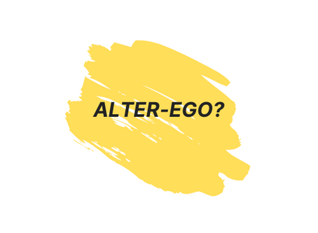 Your Alter Ego