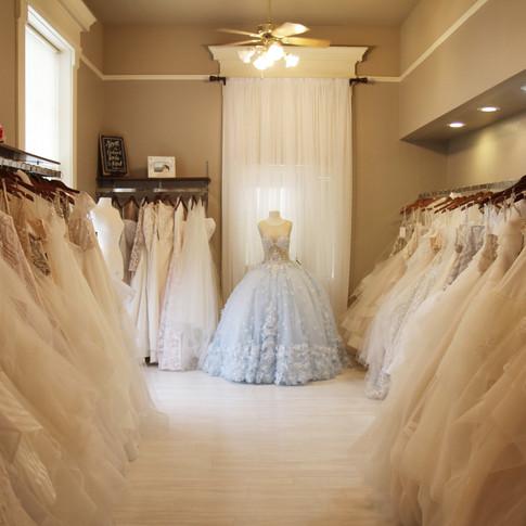 Maiden Voyage Bridal voted best bridal salon in St Louis.