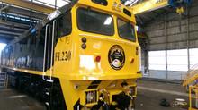 Locomotive Refurbishment