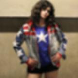 Miss America cosplay