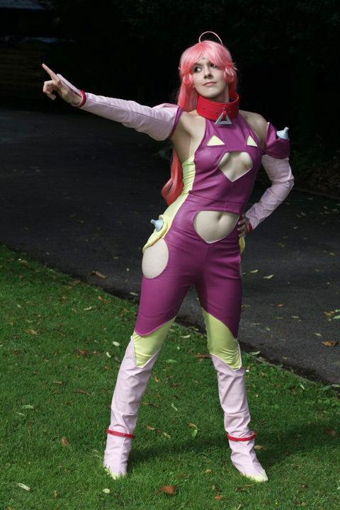 Miu cosplay