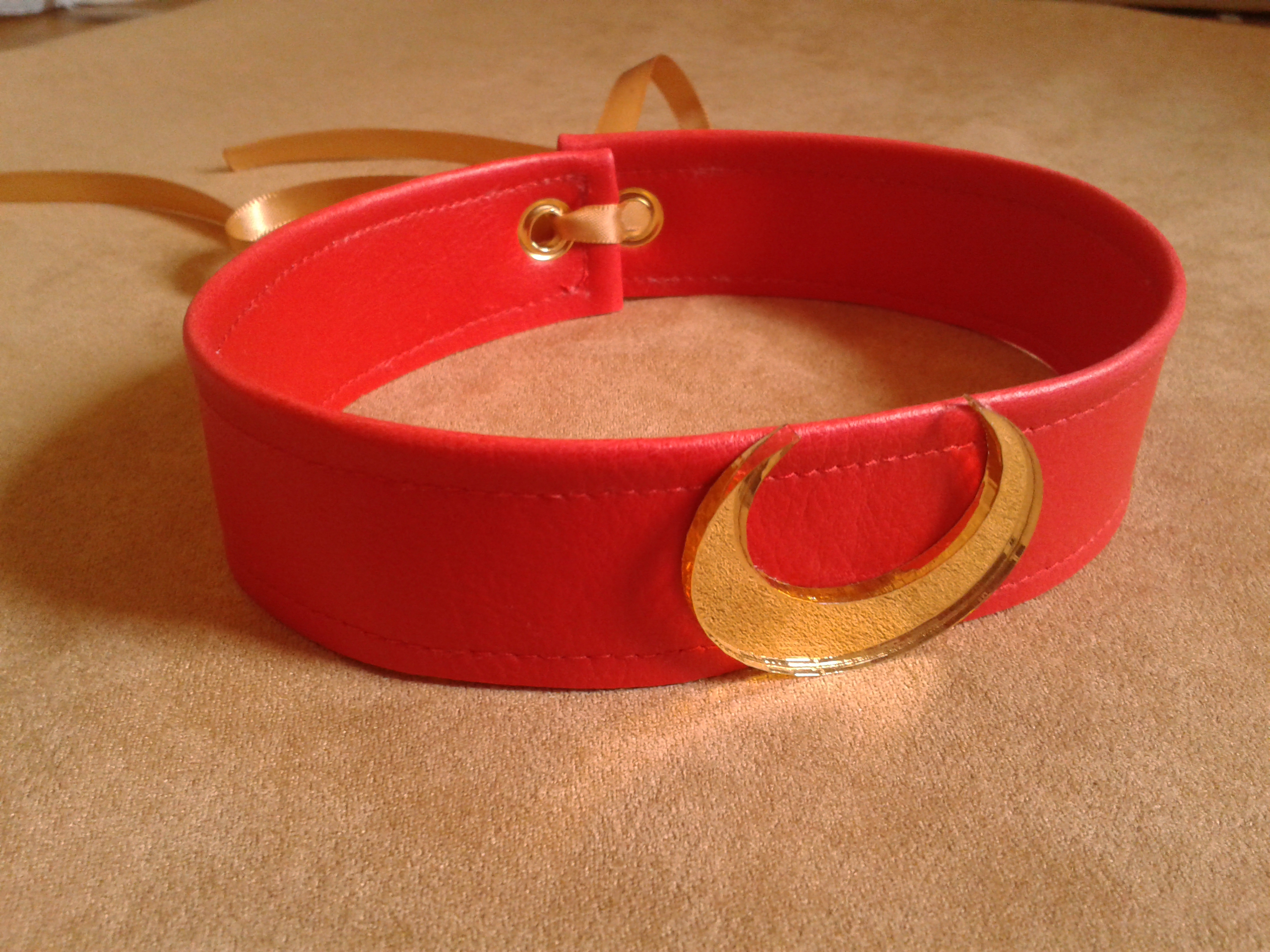 Sailor Moon Cosplay Collar