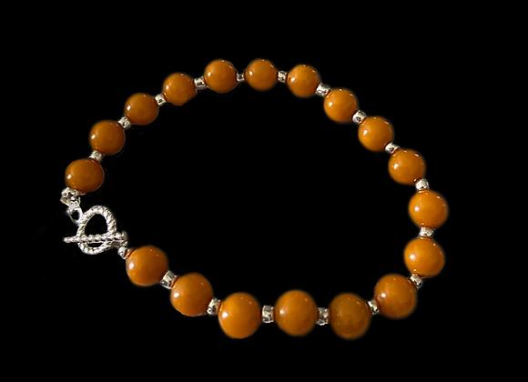 Grandma's  Beaded Bracelet