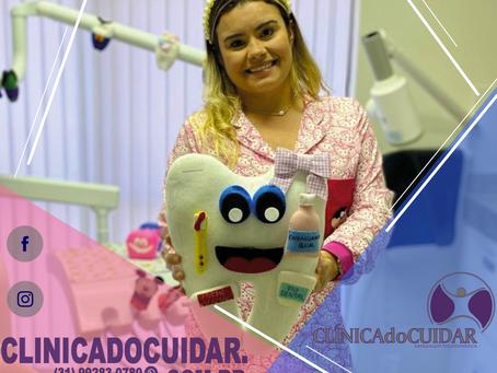 Odontopediatria: importância do atendimento lúdico para crianças.