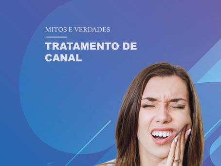 MITOS E VERDADES SOBRE O TRATAMENTO DE CANAL!