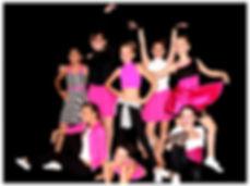Girls Team, Shawn Gardner Dancing