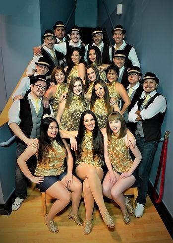 Shawn Gardner Dancing Couples Latin Team