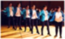 Teen Performance Team,  Shawn Gardner Dancing