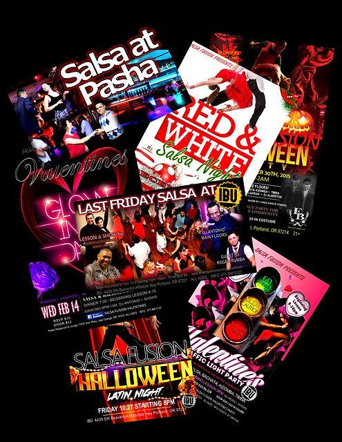 Shawn Gardner Dancing Events