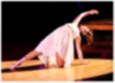 Kids Beginning Ballet, Shawn Gardner Dancing